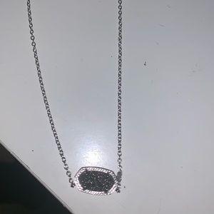 Grey Kendra Scott necklace